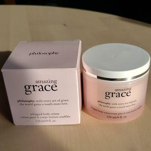 Philosophy Amazing Grace Whipped Body Cream